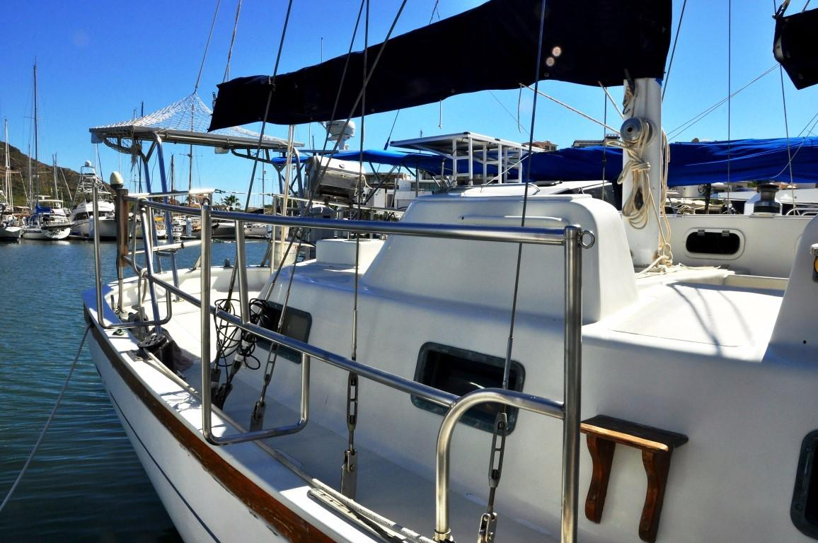47' Perry Ketch+Photo 45