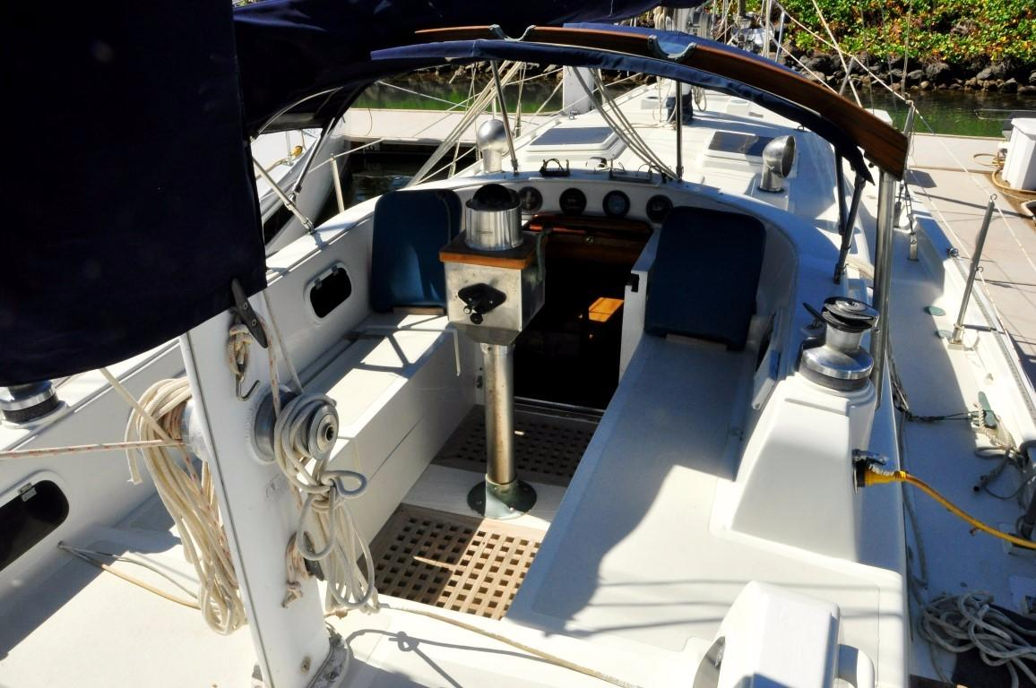 47' Perry Ketch+Photo 38