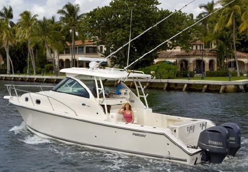 2015 Pursuit OS 345 Offshore