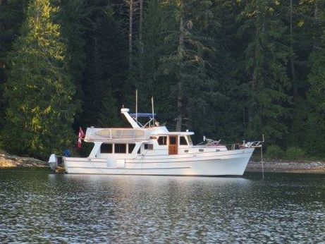 1980 C&L Marine Sedan Trawler