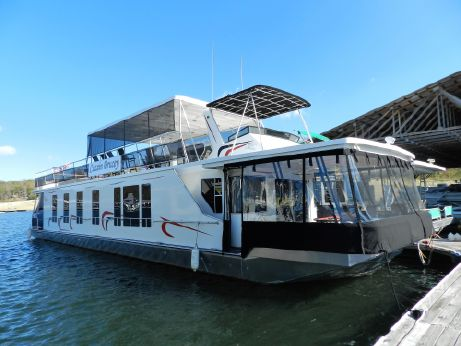 2009 Sunstar 17' x 74' Houseboat