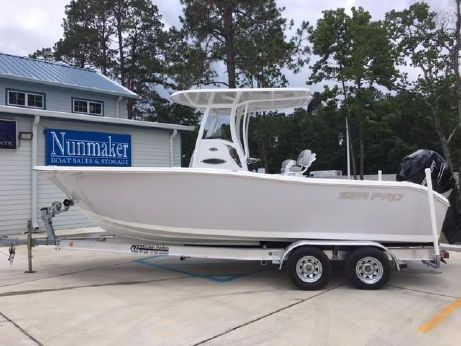 2017 Sea Pro 239