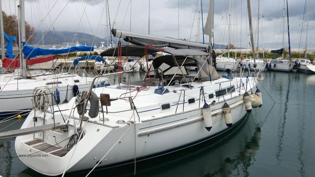 1995 Beneteau Oceanis 40 CC Sail Boat For Sale - www ...