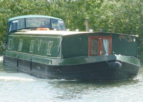 2012 Hanbury Monarch 65 x 12 Widebeam Narrowboat