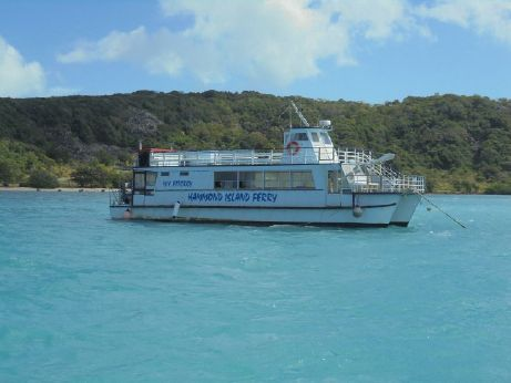 1981 Catamaran Passenger Vessel