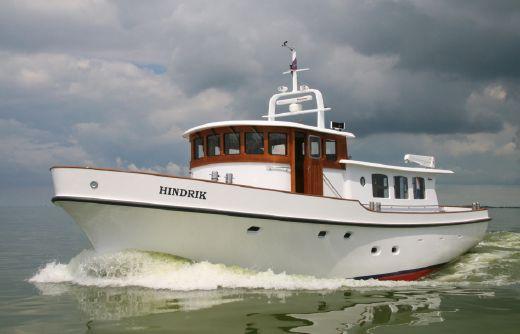 2013 De Vries Lentsch Aluboot