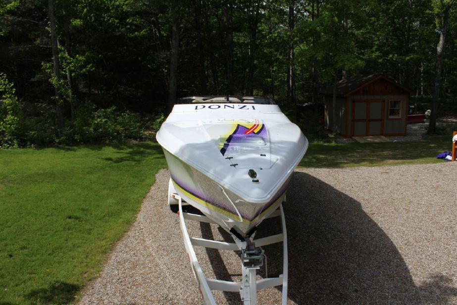2004 Donzi 33 ZX Power Boat For Sale - www yachtworld com