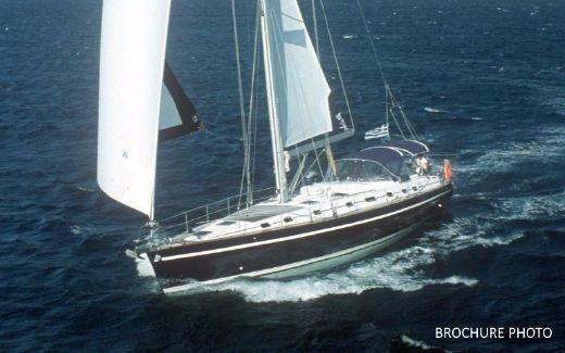 2005 Ocean Yachts Ocean Star 56.1