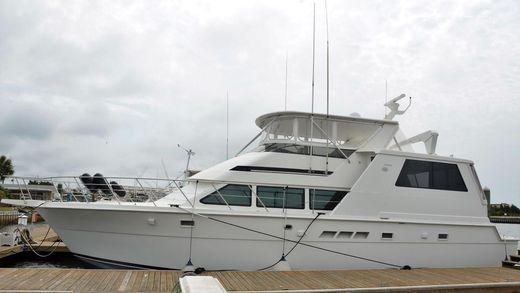 1997 Hatteras 52 Cockpit Motor Yacht