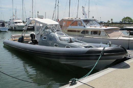 2006 Ribtec 1200 Grand Tourer Cabin Rib