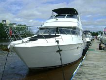 1999 Carver 450 VOYAGER 3 Cabin Pilothouse