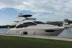 2011 Azimut 53' FLY BRIDGE