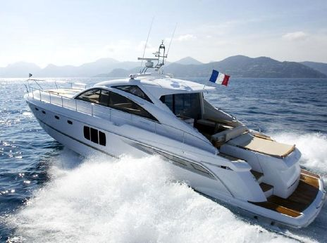 2008 Fairline Targa 64