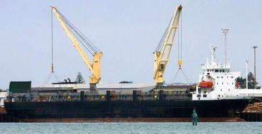 1988 Custom Heavy Lift RoRo Cargo
