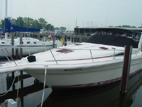 1990 Sea Ray 310 Express Cruiser