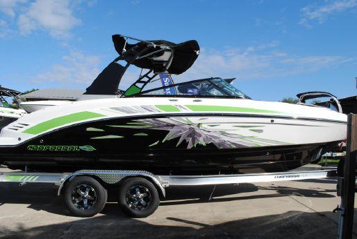2018 Chaparral 243 Vortex VRX Jet Boat