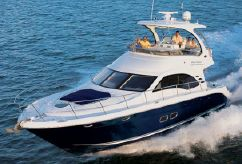 2010 Sea Ray 520 Sedan Bridge