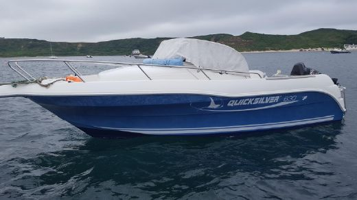 2003 Quicksilver 630 Commander WA