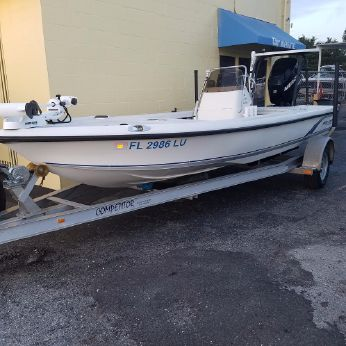 2002 Action Craft 1802 Flats Pro TE