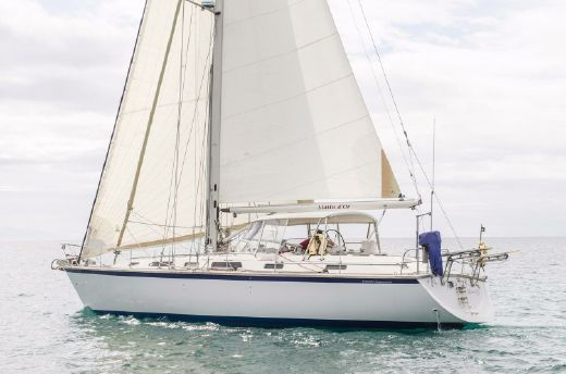 1990 Westerly Oceanmaster 48