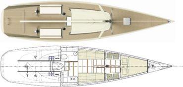 thumbnail photo 0: 2017 B-Yachts Brenta B42