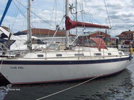 1988 Westerly Seahawk Fin keel