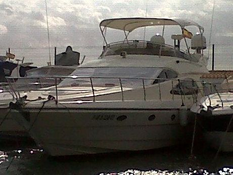 2003 Astondoa 54 Flybridge