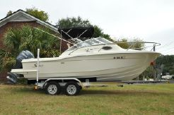 2007 Scout Boats 222 Abaco 240 Hours!