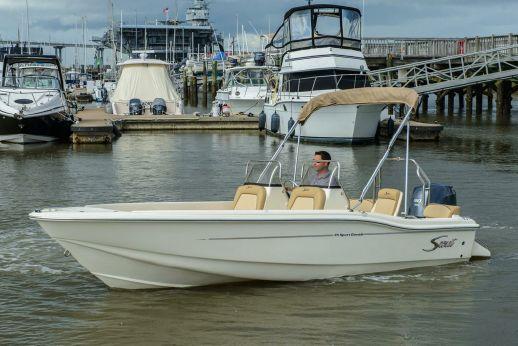 2018 Scout Boats 175 Sport Dorado