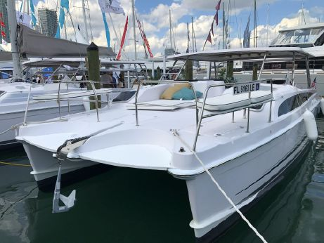 2017 Gemini Catamarans Freestyle 399 Power