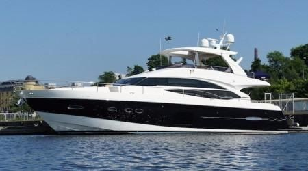 2012 Princess Yachts Princess 72MY