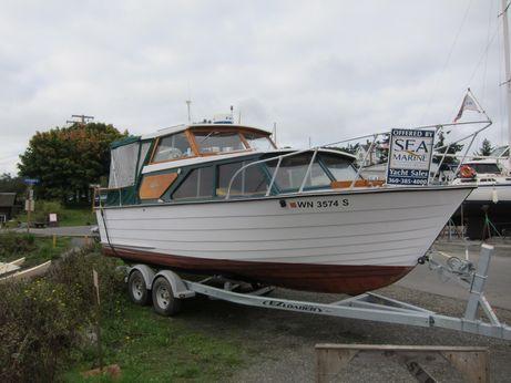 1968 Carver Monterey 2580