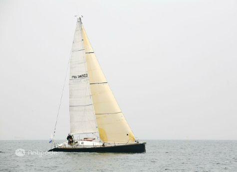 1998 Saint Malo Classic Boat Sharp 42
