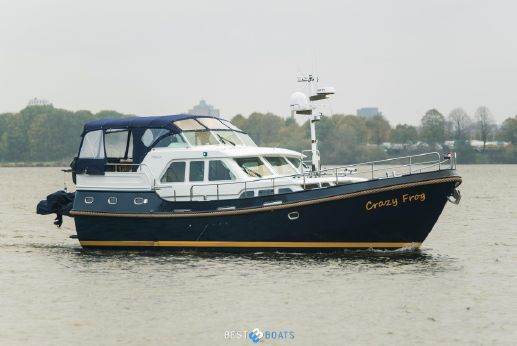 2001 Linssen Grand Sturdy 470 AC Twin