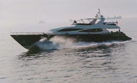 2011 Custom 30 m Laminated Motoryacht