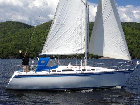 1985 Hunter 31-FRESH WATER
