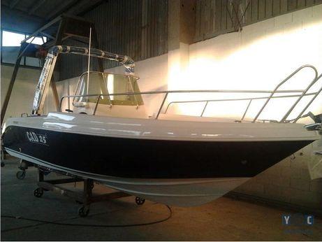 2017 Cad Marine Cad 25 Open EFB