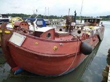 1890 Dutch Barge Tjalk