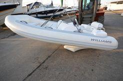 2012 Williams 325 Jet Rib