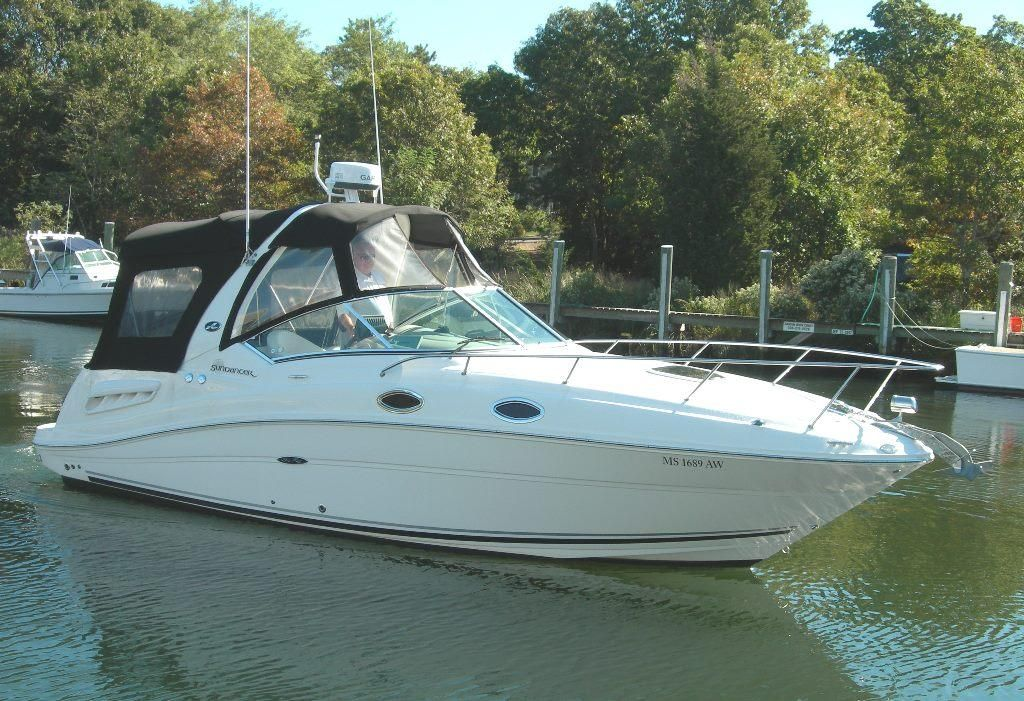 2008 Sea Ray 260 Sundancer Power Boat For Sale Www
