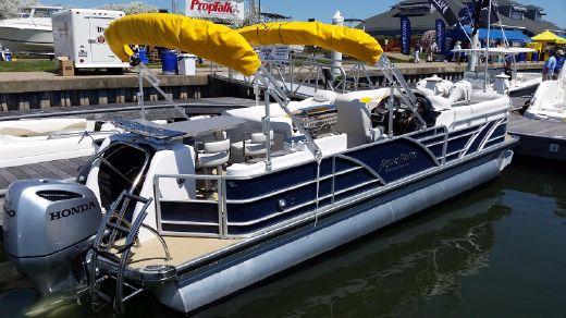2015 Aqua Patio 240 CB