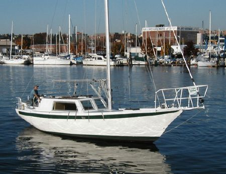 1986 Endurance 35' Sloop