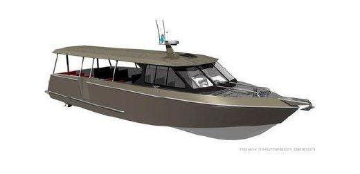 2018 Sabre Craft 12500 Resort Shuttle