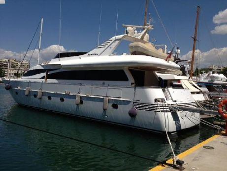 2002 Admiral 27m