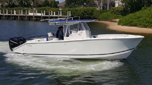 2002 Palmetto Custom Center Console