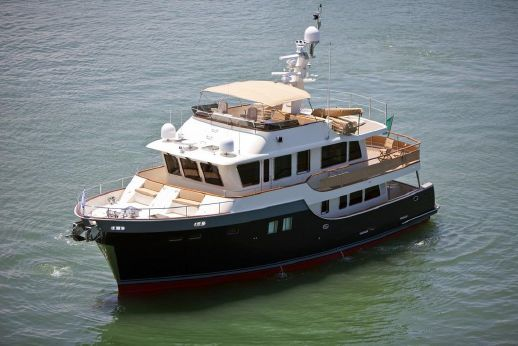2008 President Yachts President 660 Expedition