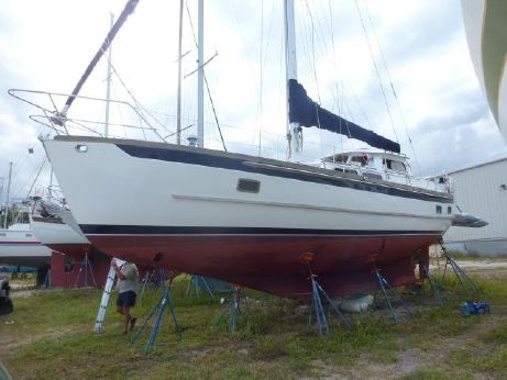 1983 Cheoy Lee 43 Pilothouse/Motorsailer