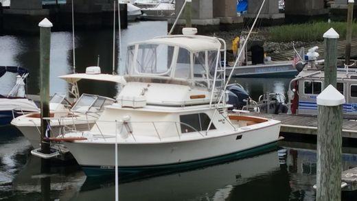 1985 Blackfin 32 Sportfisherman