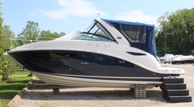 2018 Sea Ray 260 Sundancer Power Boat For Sale - www yachtworld com