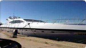 2005 Overmarine SPA Mangusta 108